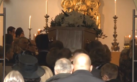 Hàng ngàn người tham dự tang lễ nhà vật lý học Stephen Hawking