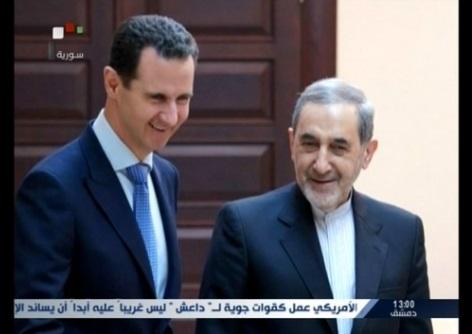 Iran muốn đẩy lùi quân đội Hoa Kỳ ra khỏi miền đông Syria