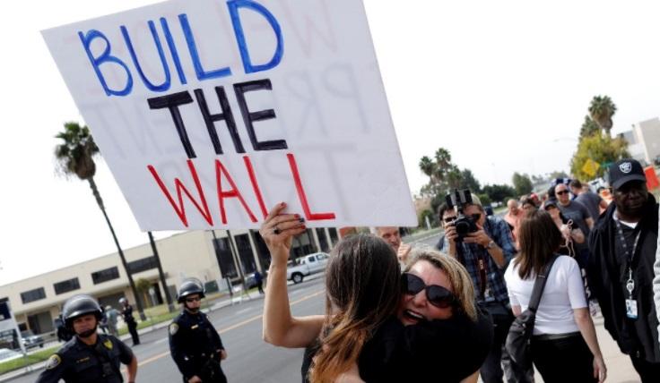 Tổng thống Trump kêu gọi quốc hội thông qua dự luật biên giới