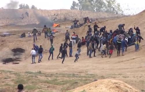 Người biểu tình thứ 17 bị binh sĩ Israel bắn chết tại dải Gaza