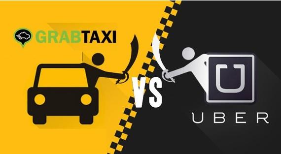 Uber ngưng hoạt động, sát nhập với Grab tại Việt Nam, Thái Lan, Cambodia