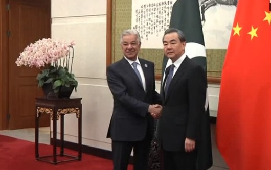 Trung Cộng trấn an Pakistan trước cuộc họp giữa Tập Cận Bình và thủ tướng Ấn Độ