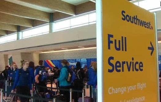 Southwest Airline hủy 40 chuyến bay để kiểm tra động cơ máy bay