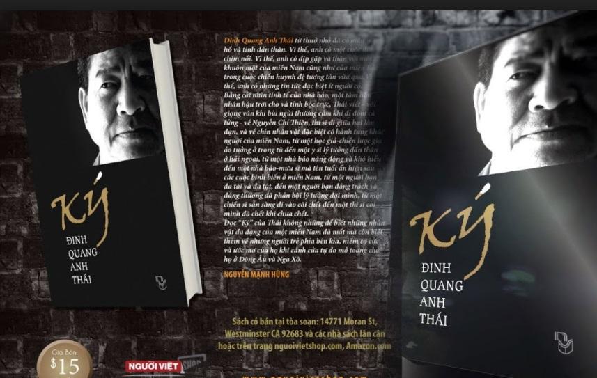 Đọc Ký của Đinh Quang Anh Thái trong những ngày tưởng niệm Tháng Tư Đen