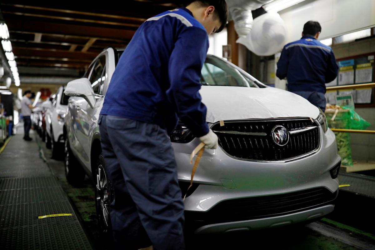 Thuế xe hơi của tổng thống Trump gây thiệt hại lớn cho General Motors  Nam Hàn