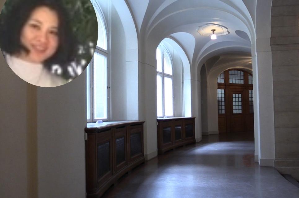 Vợ Trịnh Xuân Thanh ra khai chứng tại tòa án Đức