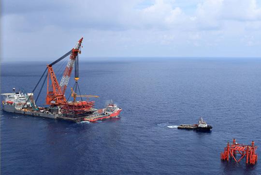 Việt Nam nói việc khoan dầu ở Biển Đông tuân thủ luật quốc tế