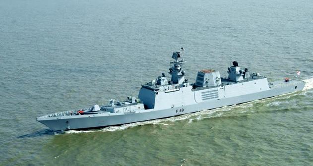 Ấn Độ lần đầu tập trận hải quân chung với Việt Nam