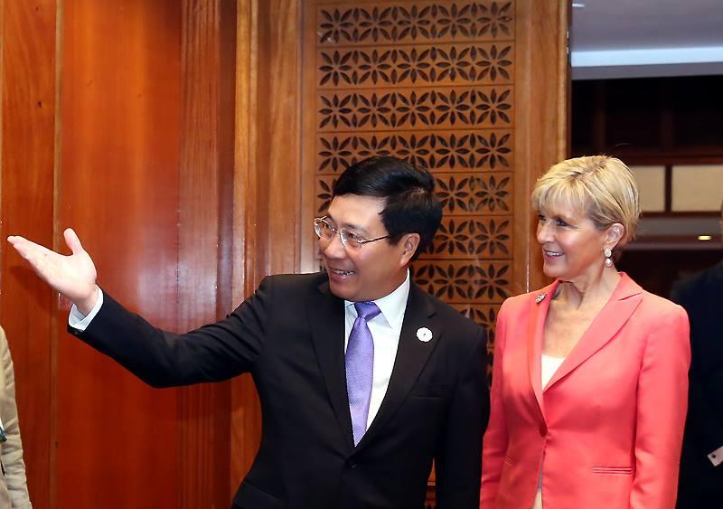 Ngoại Trưởng Úc tới Việt Nam khánh thành cầu Cao Lãnh