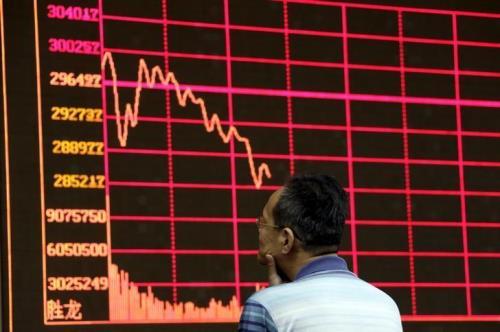 Thị trường chứng khoán Việt Nam lao dốc xóa hết lợi nhuận từ đầu năm của các quỹ đầu tư