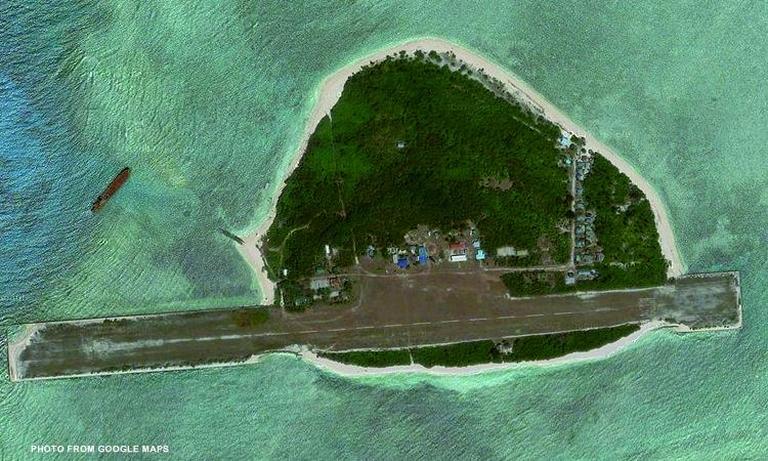 Philippines xây cất và sửa chữa trên đảo Thị Tứ