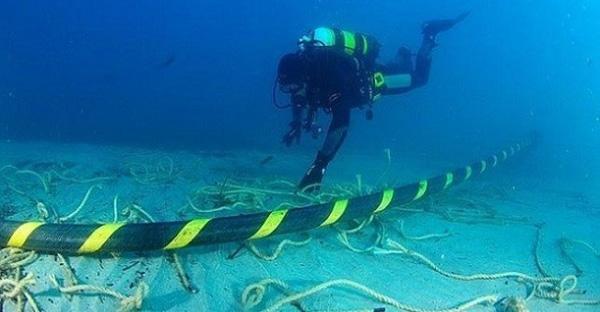 Internet của Việt Nam lại chậm vì cáp ngầm được sửa chữa