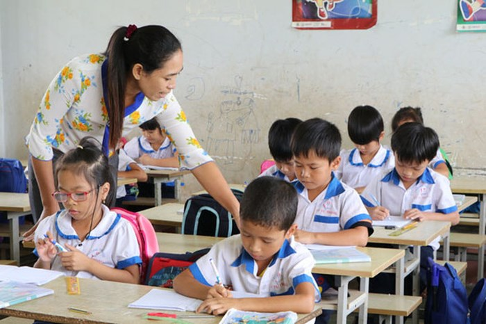 Cà Mau sa thải một lượt hơn 260 giáo viên