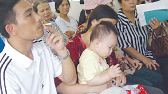 Việt Nam trong 15 nước hút thuốc lá nhiều nhất thế giới