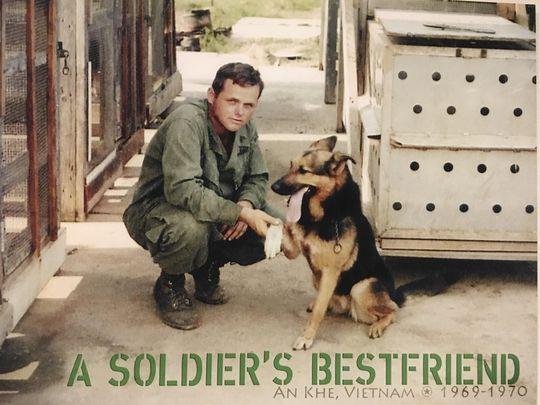 5,000 chó quân khuyển Hoa Kỳ 'đi lính' ở Việt Nam, chỉ 200 con trở về