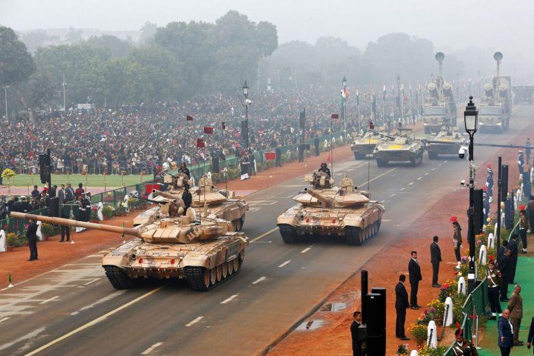Căng thẳng với Trung Cộng khiến Ấn Độ phải tăng chi tiêu quốc phòng