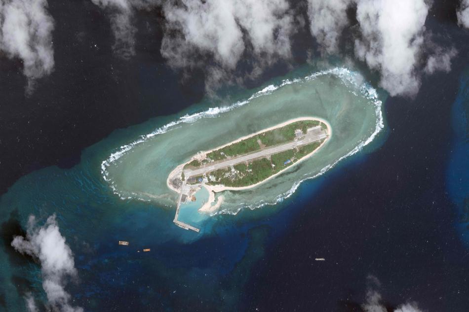 Đài Loan duy trì tuyên bố chủ quyền trên Biển Đông