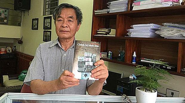 Nhà văn Nguyễn Xuân Nghĩa bị công an thẩm vấn vì sách 'Chính Trị Bình Dân'