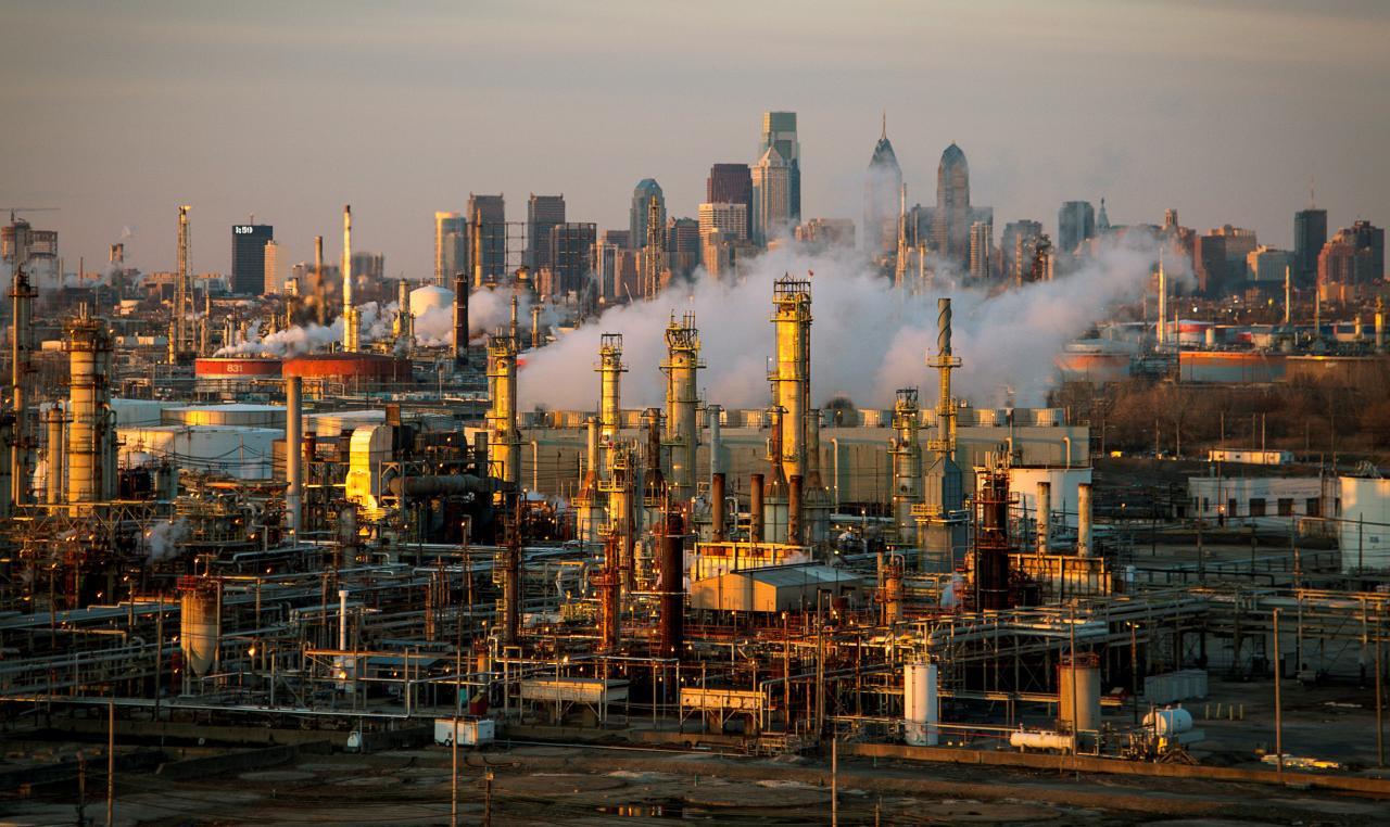 Các hãng dầu Hoa Kỳ chiếm thị phần của Nga và OPEC tại Châu Á