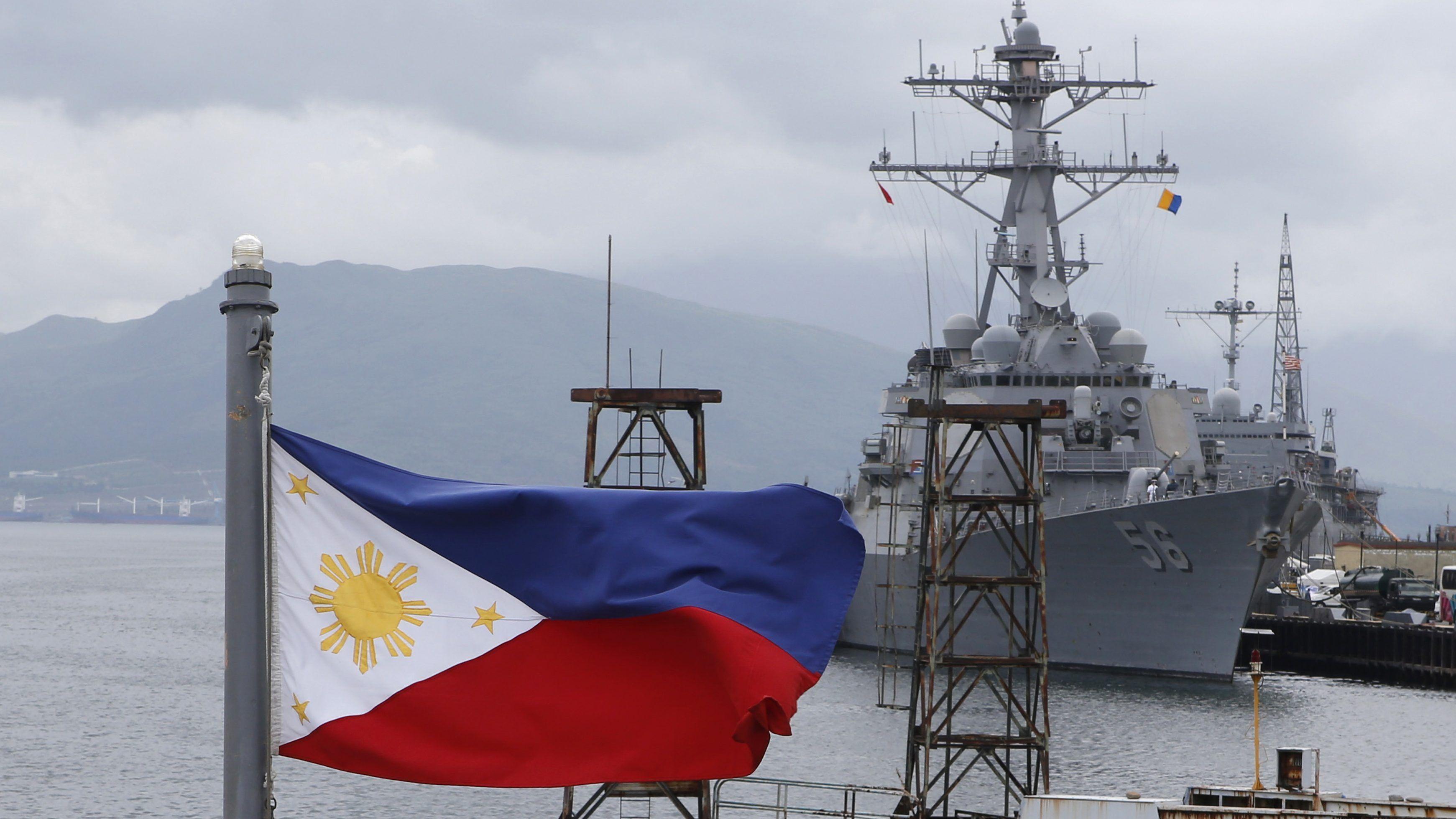 Philippines trang bị hệ thống hỏa tiễn mới cho hải quân