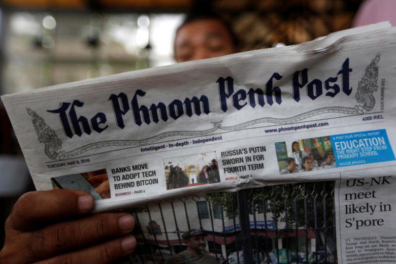 Thêm nhiều ký giả từ nhiệm để phản đối chủ mới của tờ Phnom Penh Post