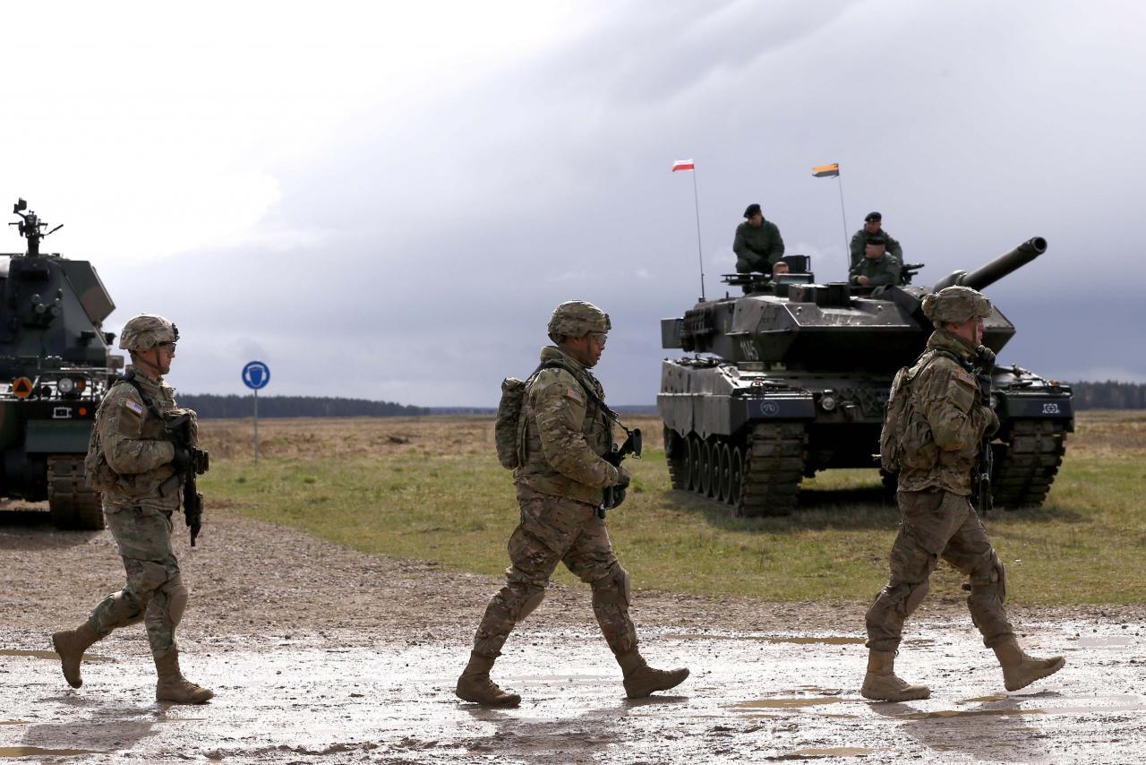 Ba Lan muốn quân đội Hoa Kỳ đồn trú dài hạn