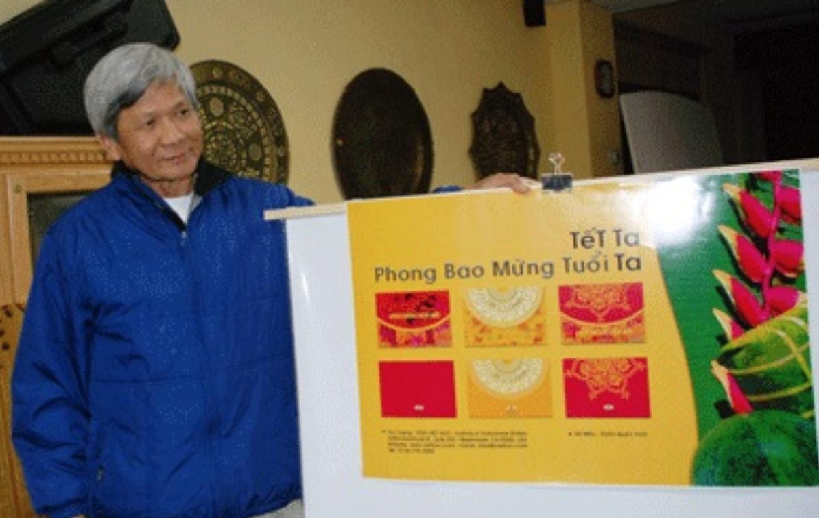 Ông Nguyễn Minh Lân, Tổng Thư Ký Viện Việt Học qua đời, hưởng thọ 73 tuổi