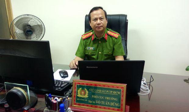 Bộ công an CSVN không công bố nguyên nhân cái chết của đại tá Võ Tuấn Dũng