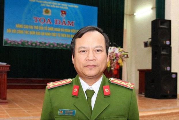 Đại tá công an cục phó C50 chết trong phòng làm việc ở Hà Nội