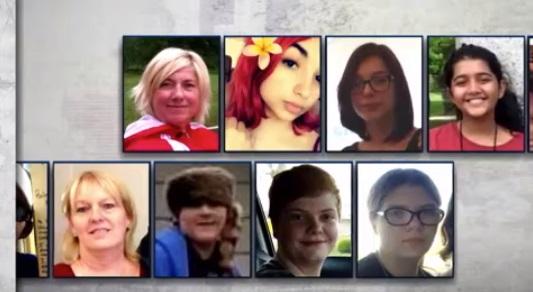 Nghi can thảm sát Santa Fe tán tỉnh một nữ sinh suốt 4 tháng và bị từ chối