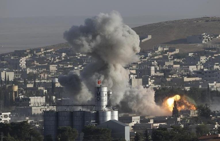 Iraq không kích các mục tiêu của phiến quân ISIS tại Syria