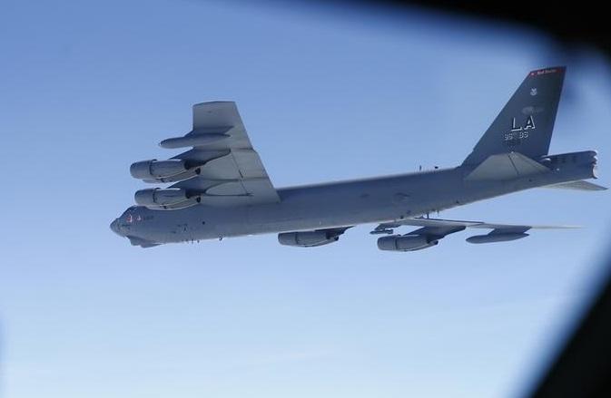 Oanh tạch cơ B-52 đổi kế hoạch bay sau khi Bắc Hàn dọa hủy bỏ hội nghị thượng đỉnh