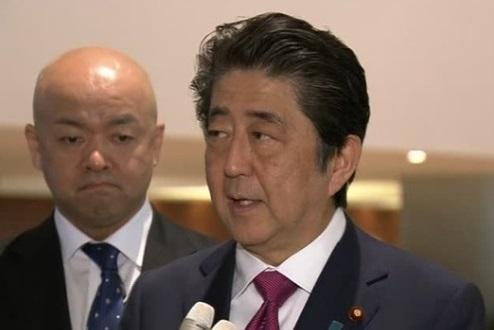 Trump và Abe khẳng định lập trường phi nguyên tử hoá bán đảo Triều Tiên