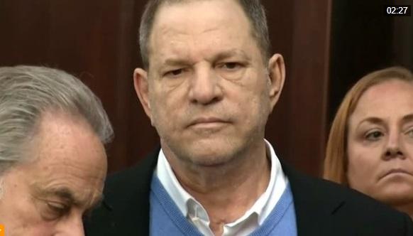 Harvey Weinstein bị bồi thẩm đoàn New York truy tố vì tội hiếp dâm