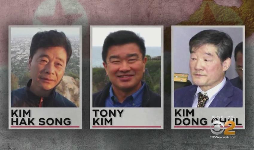 3 tù nhân Mỹ được Bắc Hàn trả tự do, về nước cảm ơn tổng thống Trump