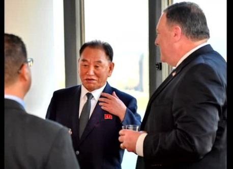 Sự khác biệt vẫn còn trong cuộc đàm phán tại New York về giải trừ vũ khí nguyên tử Bắc Hàn