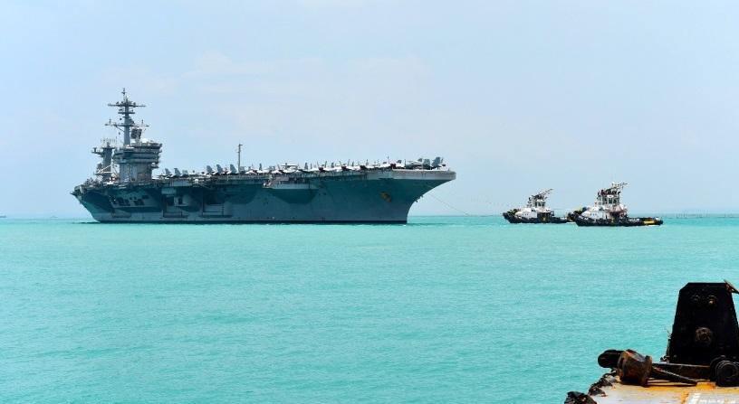 Cảnh giác trước Nga, hải quân Hoa Kỳ tái thành lập Hạm Đội Hai