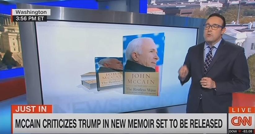 Thượng nghị sĩ John McCain sắp ra mắt sách mới, tiếp tục chỉ trích tổng thống Trump