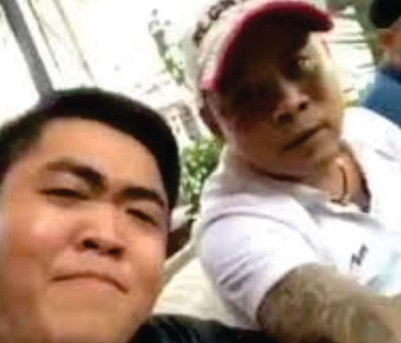 """Một """"hiệp sĩ đường phố"""" tại Sài Gòn bị nhận diện là tay côn đồ đánh đập người biểu tình"""