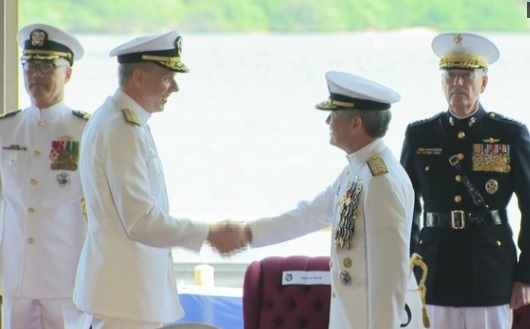 Hoa Kỳ đổi tên Bộ Tư Lệnh Thái Bình Dương thành Ấn Độ Dương-Thái Bình Dương
