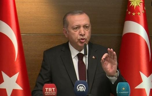 Tổng thống Thổ Nhĩ Kỳ lên án hành động đàn áp làm chết người ở Gaza là diệt chủng