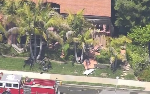 Vụ nổ chết người ở Orange County được điều tra như một tội ác hình sự