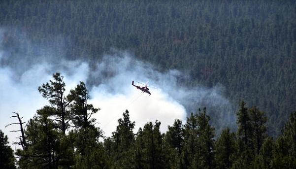 Cháy rừng ở Arizona thiêu hủy hàng chục ngôi nhà và tòa nhà