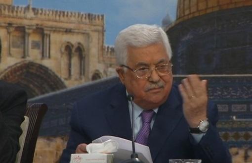 Tổng thống Palestine tái đắc cử chủ tịch uỷ ban điều hành Tổ Chức Giải Phóng Palestine