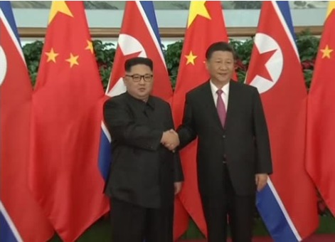 Tập Cận Bình có thể đến Singapore khi tổng thống Trump gặp Kim Jong Un