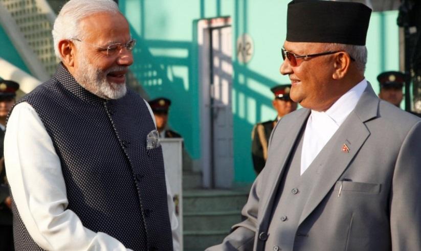 Thủ tướng Ấn Độ đặt viên đá đầu tiên xây nhà máy thủy điện ở Nepal