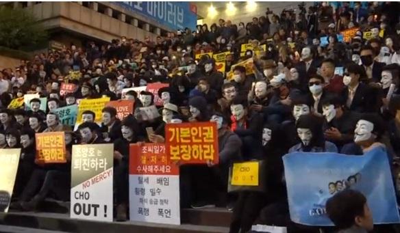 Nhân viên Korean Air biểu tình chống tình trạng gia đình trị