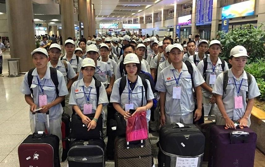 Cấm dân 49 quận/huyện đi xuất khẩu lao động Nam Hàn năm 2018