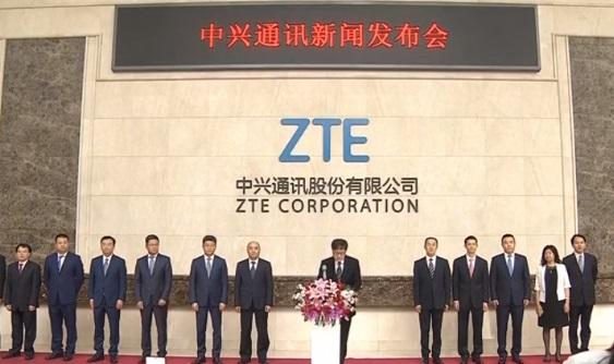 Tổng thống Trump chỉ thị xóa bỏ lệnh cấm vận với công ty Trung Cộng ZTE