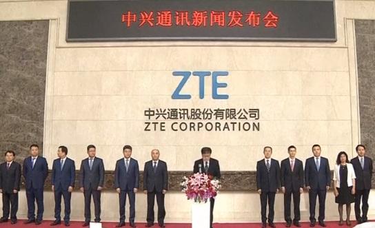 Hãng ZTE của Trung Cộng đình chỉ nhiều hoạt động do lệnh trừng phạt của Mỹ
